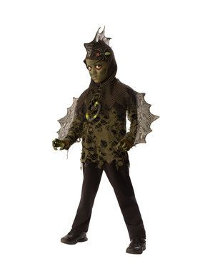 Kids Swamp Boy Costume