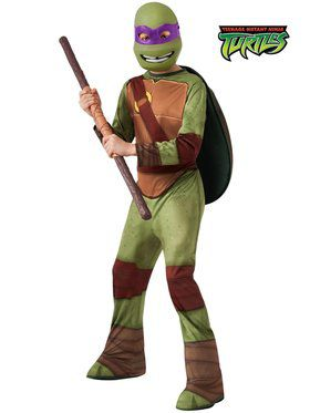 Boys Teenage Mutant Ninja Turtles Donatello Costume
