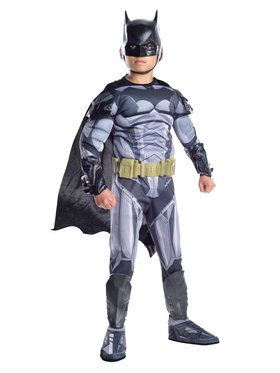 Boys Ultimate Batman Armored Costume