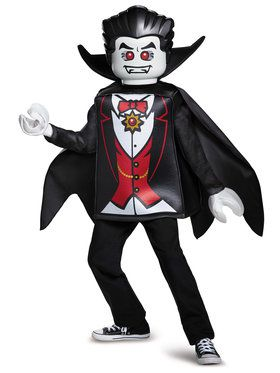 LEGO Vampire Classic Child Costume