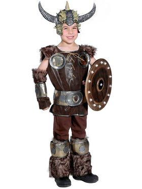 Viking Boy's Costume