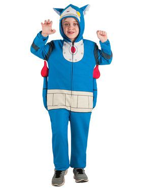 Boys Yo-Kai Watch Robonyan Costume
