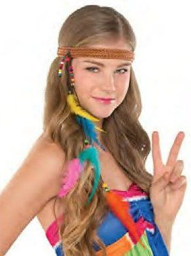 Braided Hippie Headband