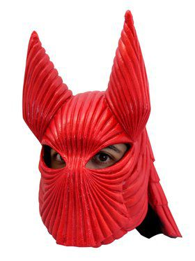 Dracula: Red Helmet Head Armor