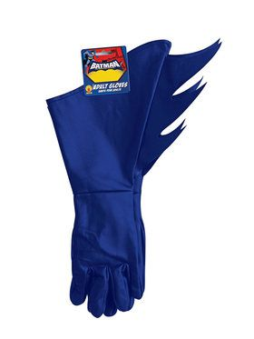 Brave and the Bold Adult Batman Gauntlets