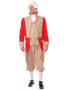 British Redcoat Adult Costume