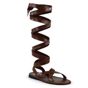 Brown Men's Sandal