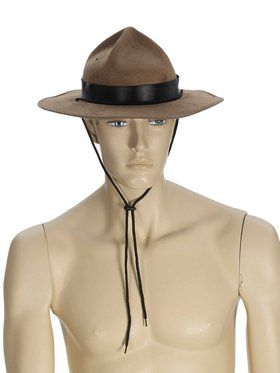 Brown Mountain Ranger Hat