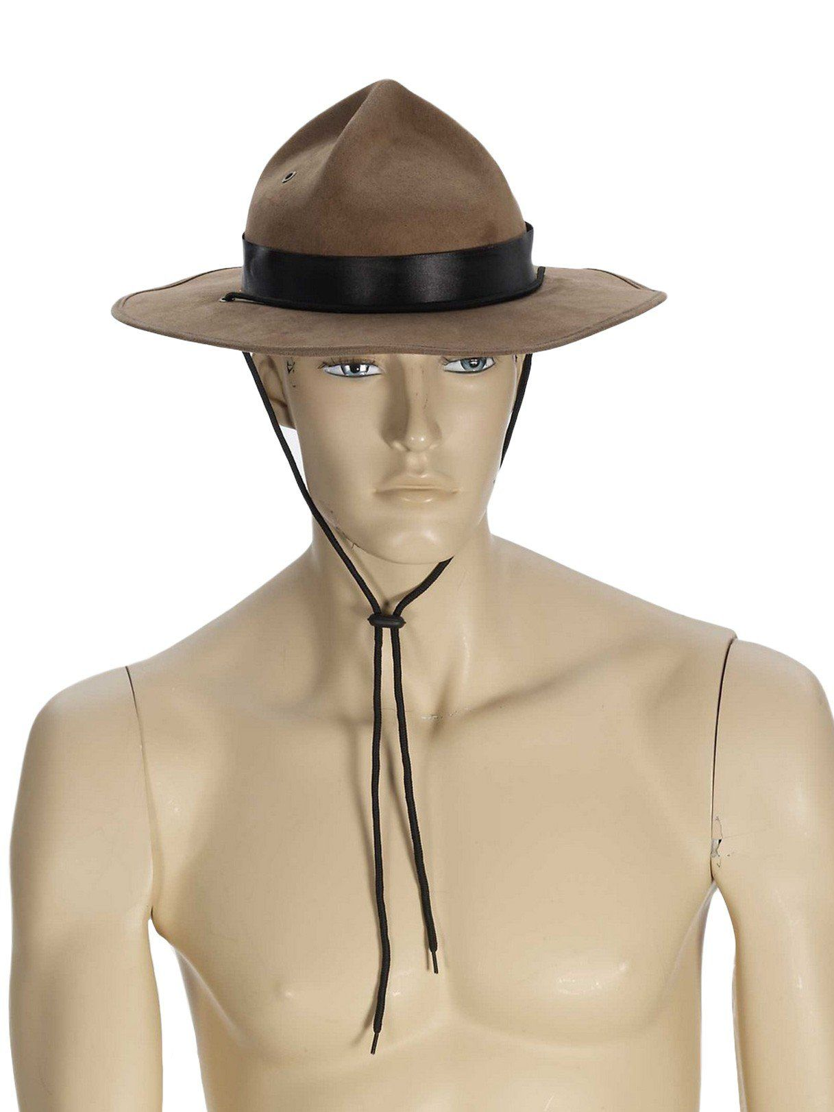 Brown Mountain Ranger Hat  sc 1 st  Wholesale Halloween Costumes : mountie halloween costume  - Germanpascual.Com