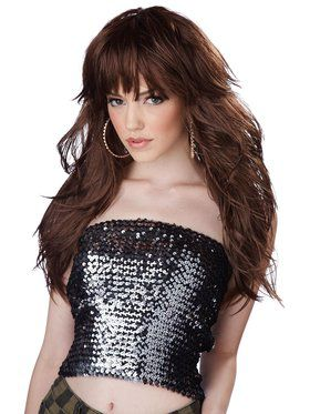 Brunette Fever! Wig for Women