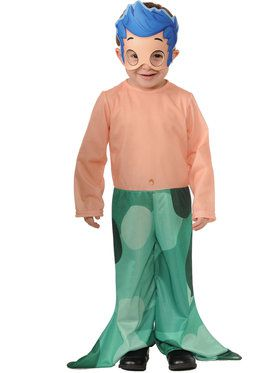 Bubble Guppies' Gil Costume Toddler