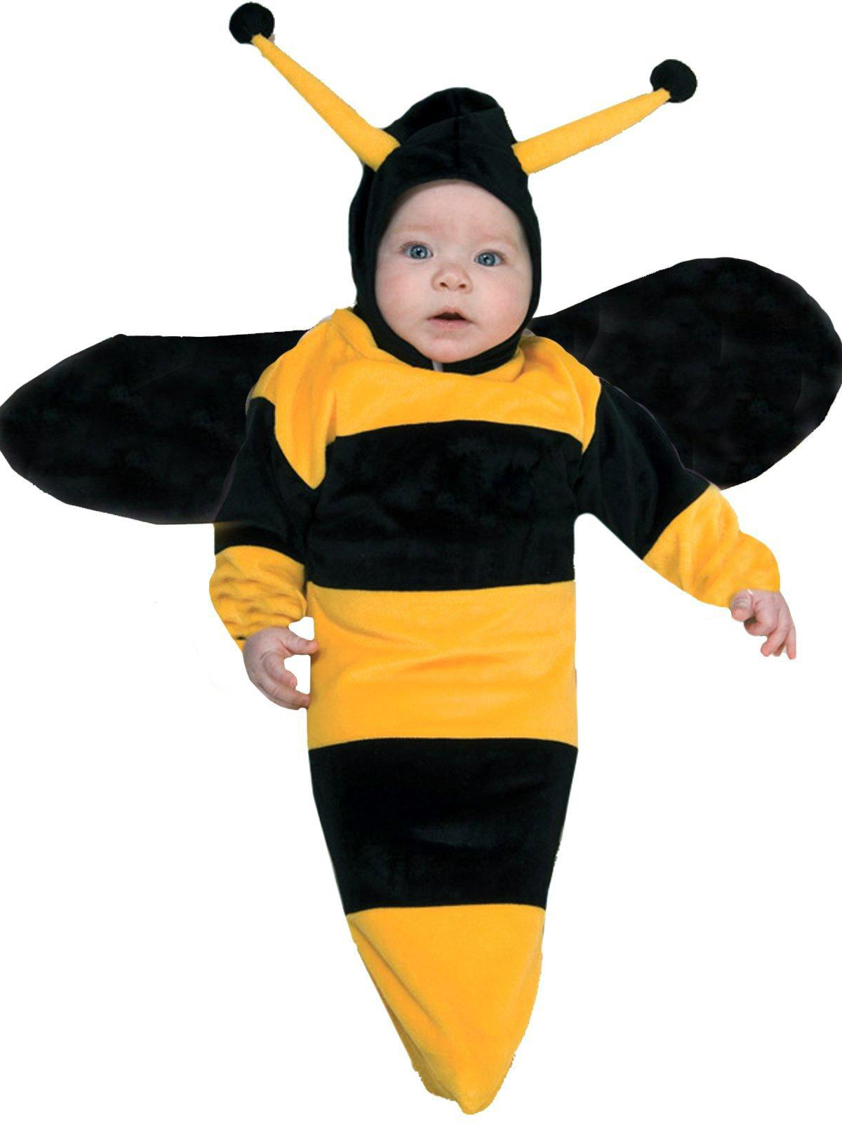 Rubie's Bumble Bee Bunting Infant Costume