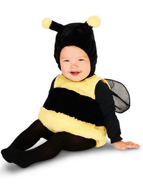 Bumble Bee Costume For Toddlers