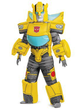 Bumblebee Evergreen Inflatable child