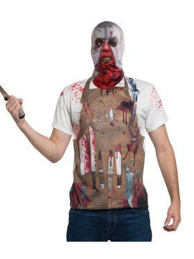 Bloody Butch Mask and Shirt Combo