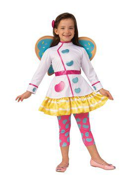 Butterbean Cafe Butterbean Deluxe Costume for Kids