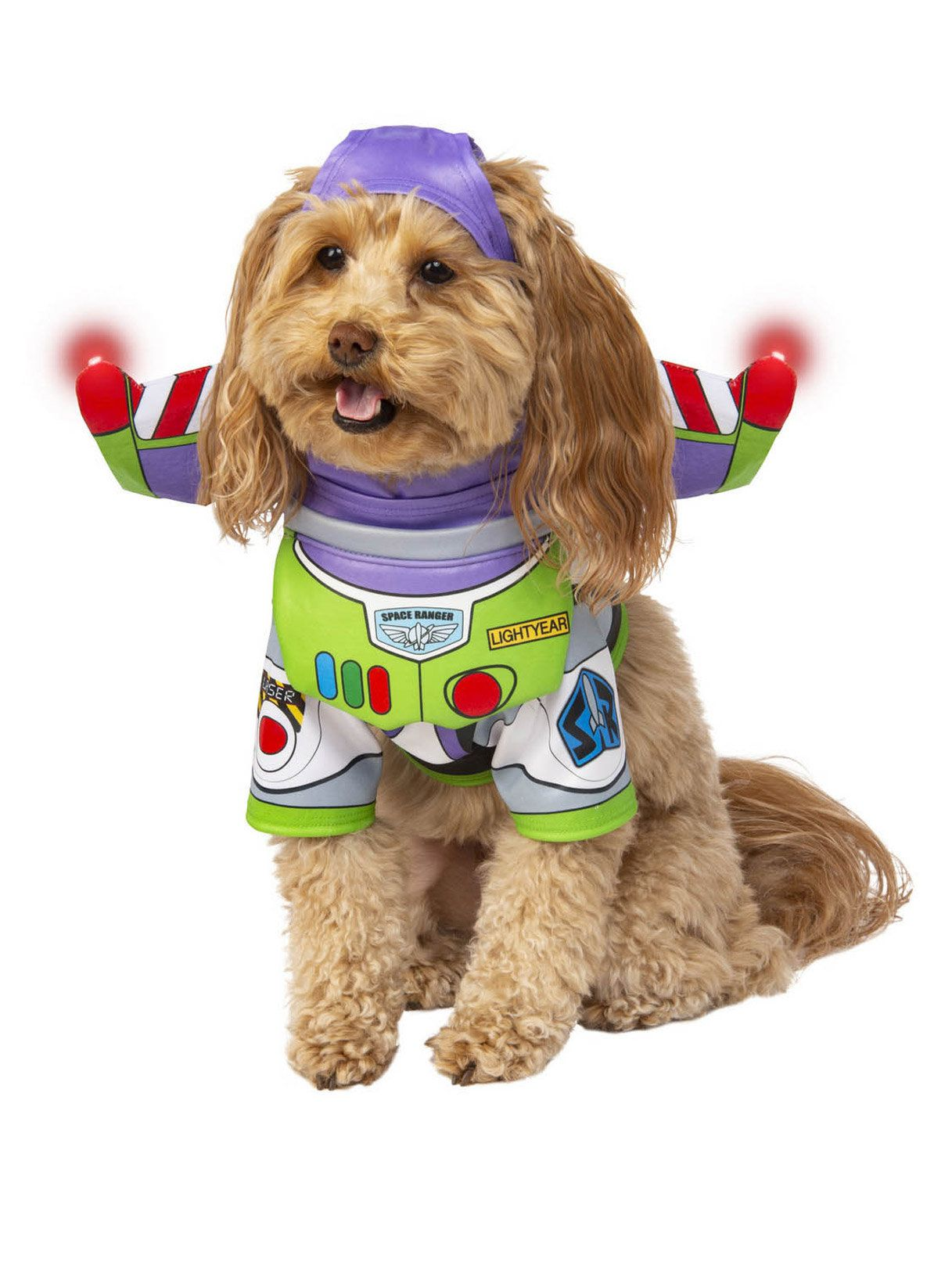 Disney Toy Story Buzz Lightyear Pet Costume - Dog and Cat Costumes