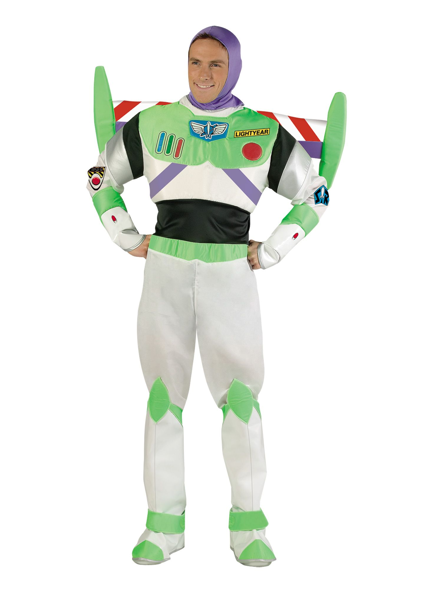 Disguise Inc Men's Prestige Buzz Lightyear Costume