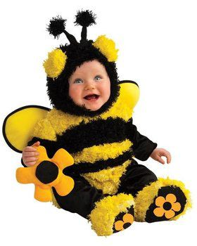 Buzzy Bee Costume Toddler