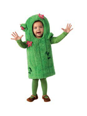 Cactus Costume for Kids