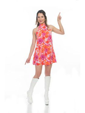 Women's California Dreamin' Disco Dress