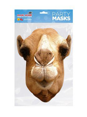 Face Mask - Camel