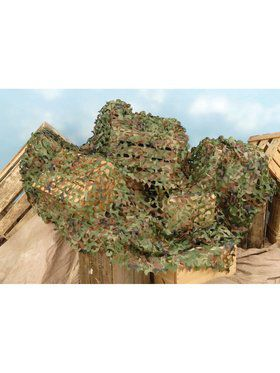 Camouflage Netting Green Decoration