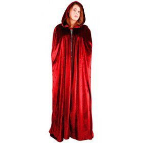 Full Length Hooded Cape for Adults
