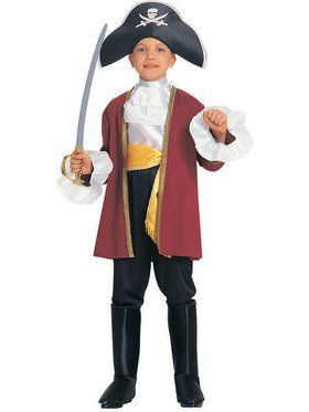 Capt. Hook Child Costume