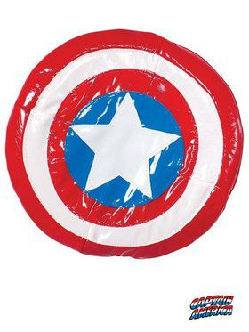 Captain America 2 Plush Shield