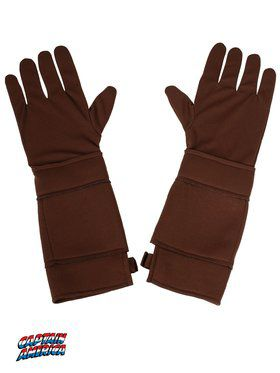 Captain America 2 Retro Gloves