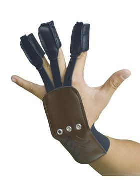 Captain America 3 Hawkeye Archer Boy's Gloves