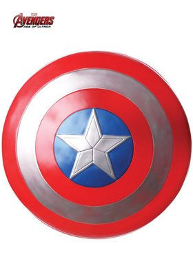 Captain America Avengers 2 24 Inch Diameter Shield