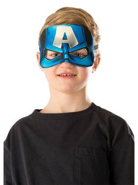 Captain America Plush Eye Mask