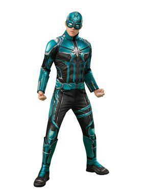 Captain Marvel Deluxe Yon Rogg Costume for Adults
