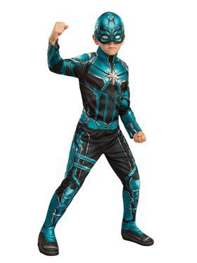 Captain Marvel Yon Rogg Costume for Kids