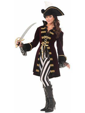 Adult Captain Morgana Costume
