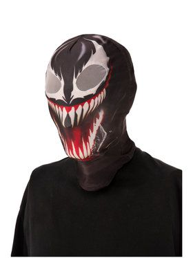 Venom Fabric Facemask for Adults
