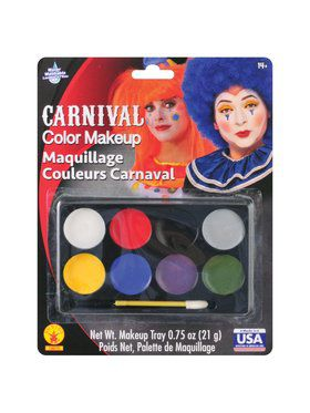 Carnival Color Makeup Set