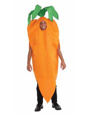 Carrot Adult Unisex Costume