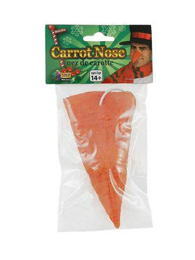 Carrot Nose Accessory