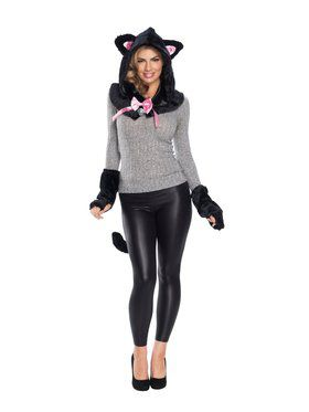 Women's Cat Hood Kit