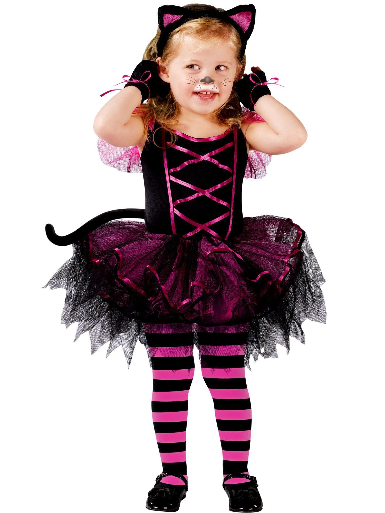 Toddler's Catarina Costume - Cat Costumes for Babies