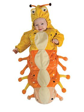 Caterpillar Bunting Costume