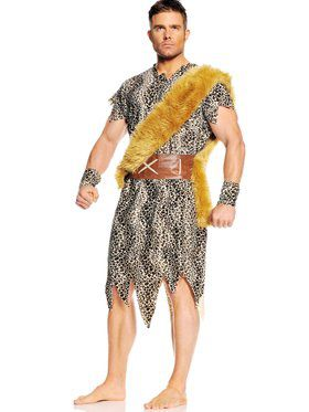 Cave Dweller Men's Costume