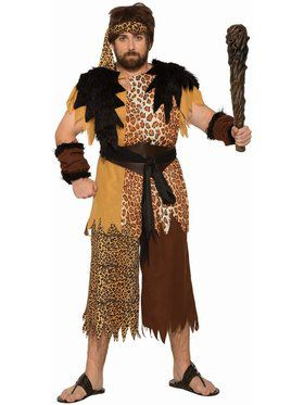 Cave Man Plus Size Costume