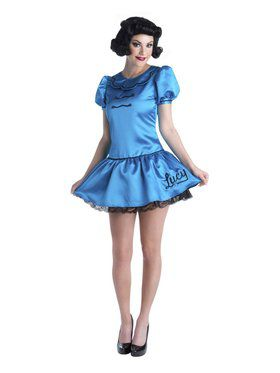 Lucy Adult Costume - Deluxe