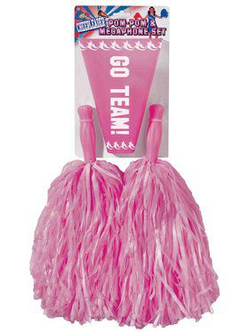 Cheerleader Kit Pink