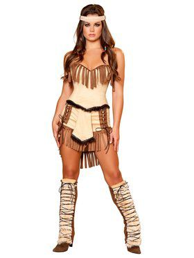 Cherokee Indian Costume