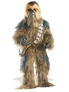 Chewbacca Collectors Edition Adult Costume